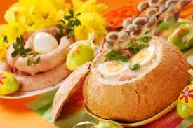 Jajko w menu wielkanocnym