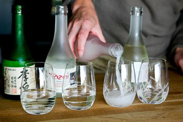 jak zrobić sake