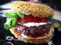 Domowe hamburgery zgodne z dietą Dukana